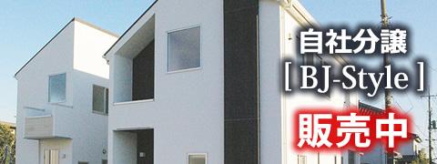 ブリッジ・ジャパンの分譲住宅